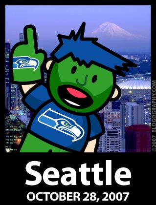 Seattle Blogger Meet