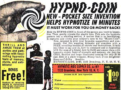 Hypnotize!