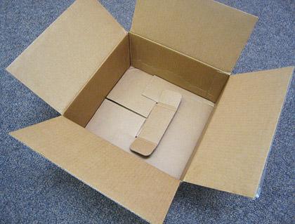 Empty Apple Box