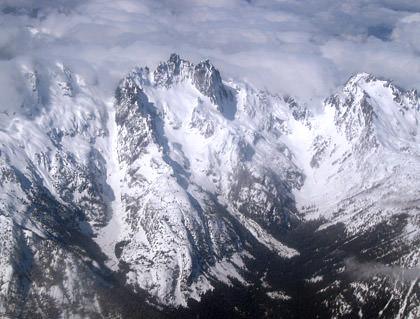 Over The Cascades