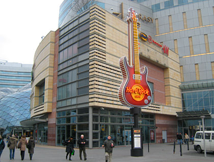 Hard Rock Cafe Warsaw