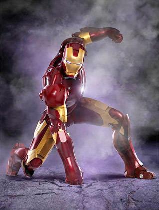 Iron Man Movie Promo
