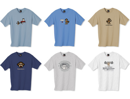 Blogiversary 5 Shirts