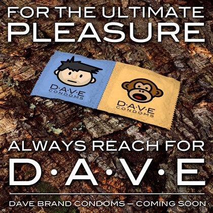 DAVE Condoms