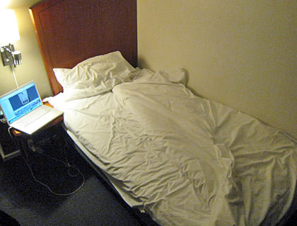 My Oslo Bed...
