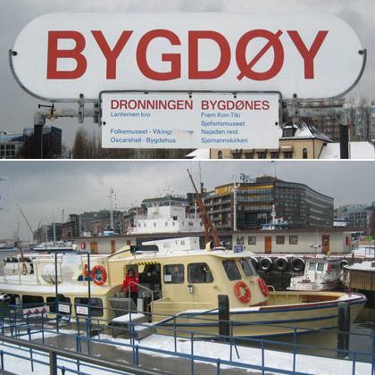 Oslo Bygdoy