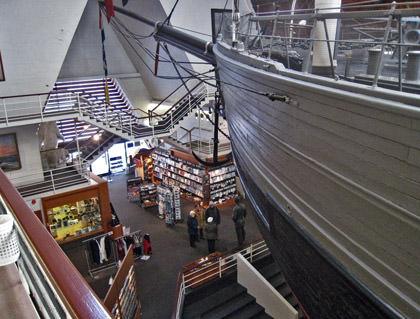 Oslo's Fram Museum