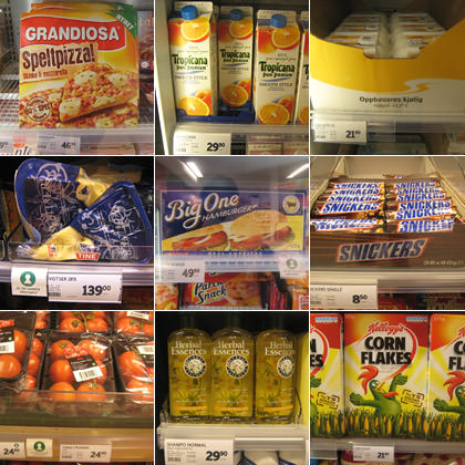 Oslo Groceries