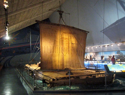 Oslo Kon-Tiki Raft