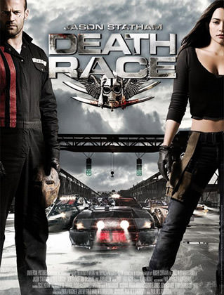 Death Race poster review.