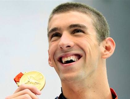 Michael Phelps Bio Beijing Swimming Pictures 2008