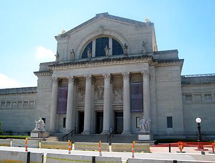 St. Louis Art Museum Exterior