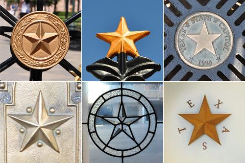 Stars from Around Austin