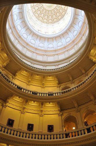 Capitol Building Interior Dome