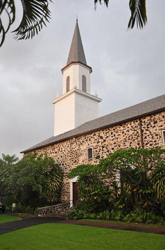 Hawaii's First Church