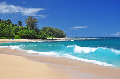 Kauai North Beach