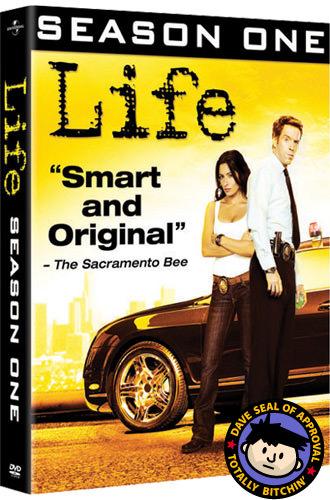 Life DVD Box