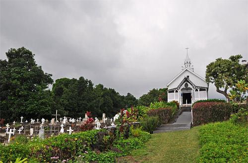 The Painted Church Hawaii