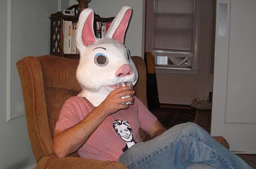 Sometimes Rabbit