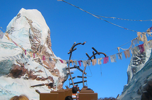 Animal Kingdom: Everest Tracks