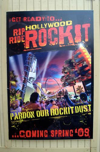 Rockit Rip-Off Poster