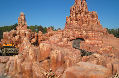 Disney's Magic Kingdom: Thunder Mountain