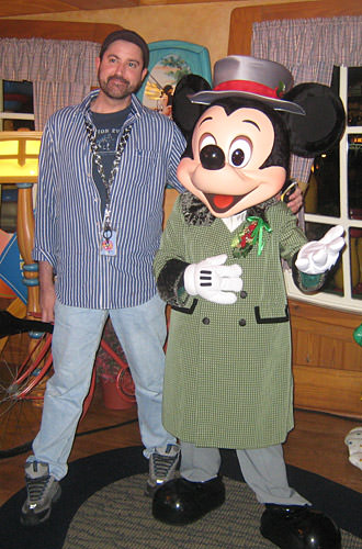 Disney's Magic Kingdom: Dave and Mickey