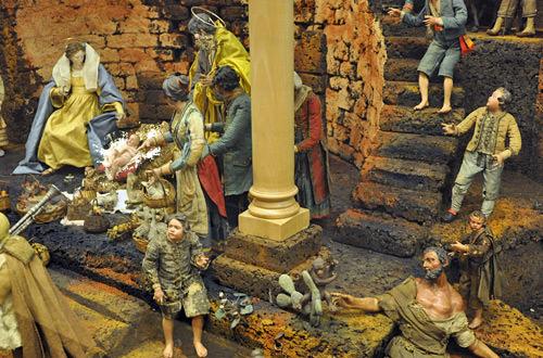 Birth of Jesus Diorama