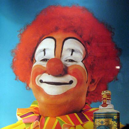 Scary Ass Clown Bastard