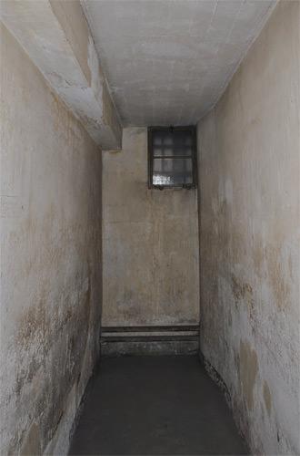 Gestapo Prison Cell