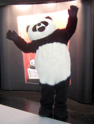 Panda Attack!