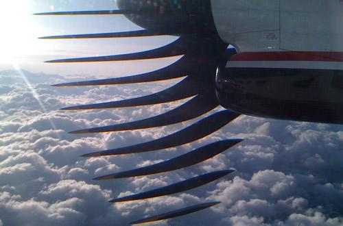 Airplane Chop!