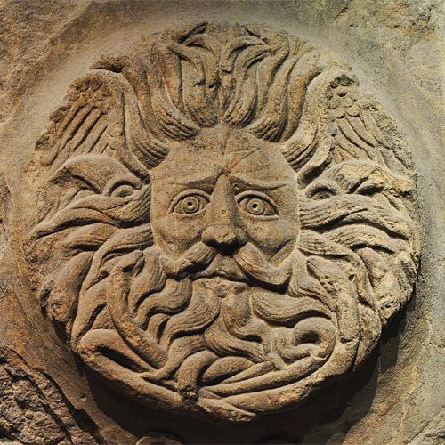 Bath Disc Carving
