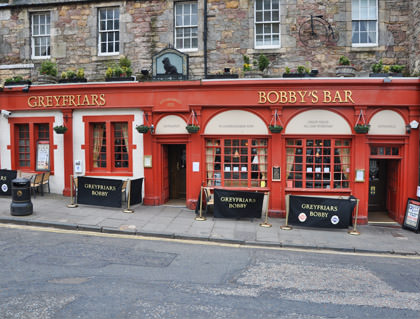 Greyfriar Bobby's Bar