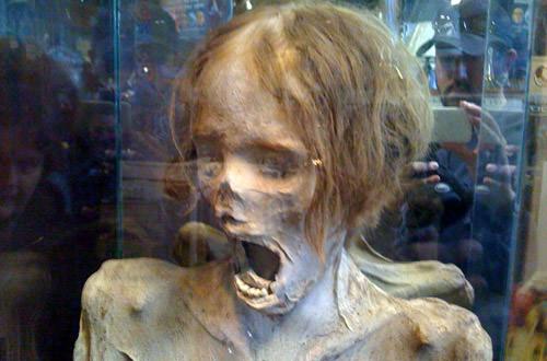 Sylvia the Mummy