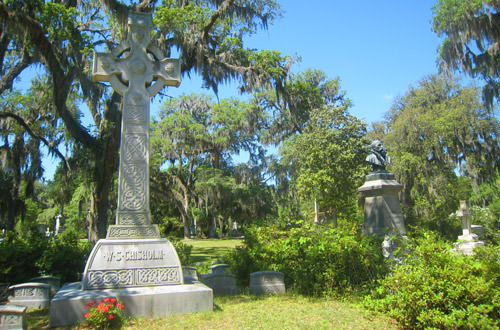 Boneventure Cemetery Walk