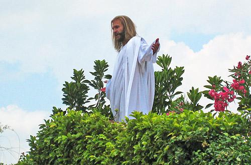 Holy Land Jesus Returns