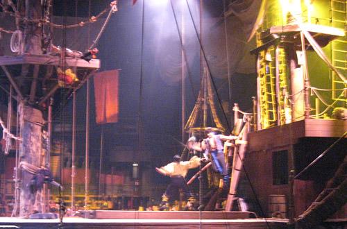 Pirates Sword-Fighting