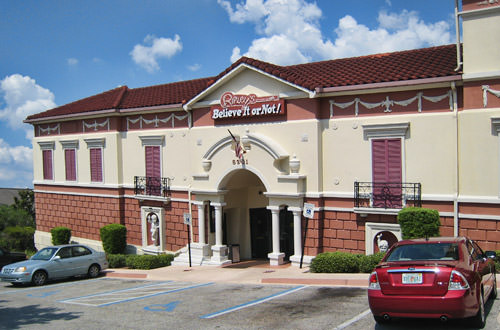 Ripleys Building