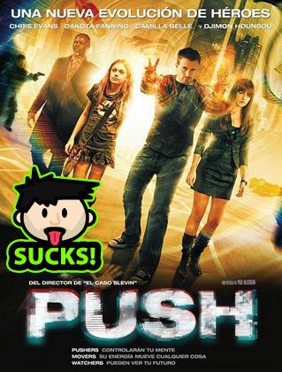 Push Poster SUCK!