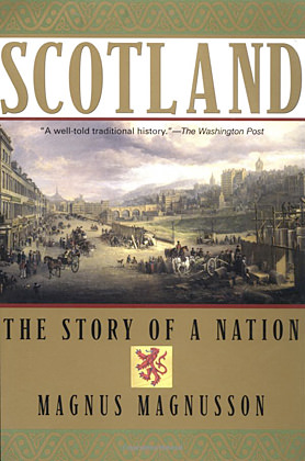 Scotland Book Cover