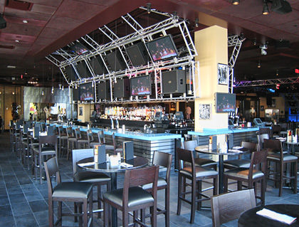 Hard Rock Cafe on The Vegas Strip