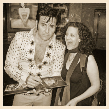 Jenny and Elvis