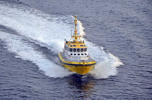 Pirate Boat!