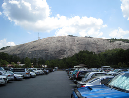 Stone Mountain View