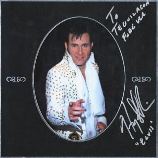 Elvis Autograph