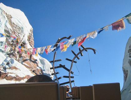 Everest Yeti Destruction