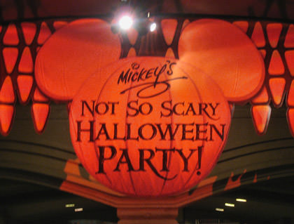 Walt Disney World's Halloween Party