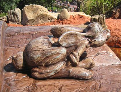 Walt Disney World Splash Mountain