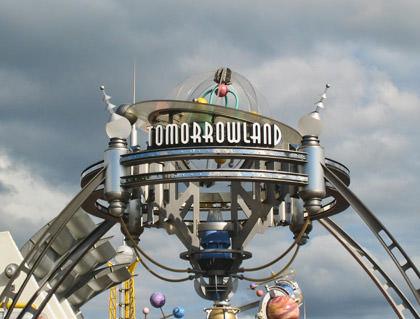 Walt Disney World Tomorrow Land